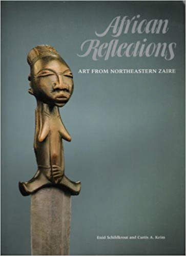 Book : African Reflections  Art from Northeastern Zaire