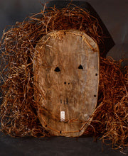 ITURI painted mask - KUMU-KOMO - Democratic Republic of the Congo