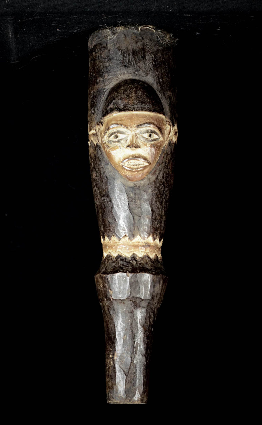 Kuyu Finger Drum. Democratic Republic of the Congo