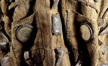 Exceptional Bamana Dogon Magical Hunting Shirt - Mali