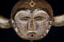 Panya Ngombe PENDE Mask - Democratic Republic of the Congo.