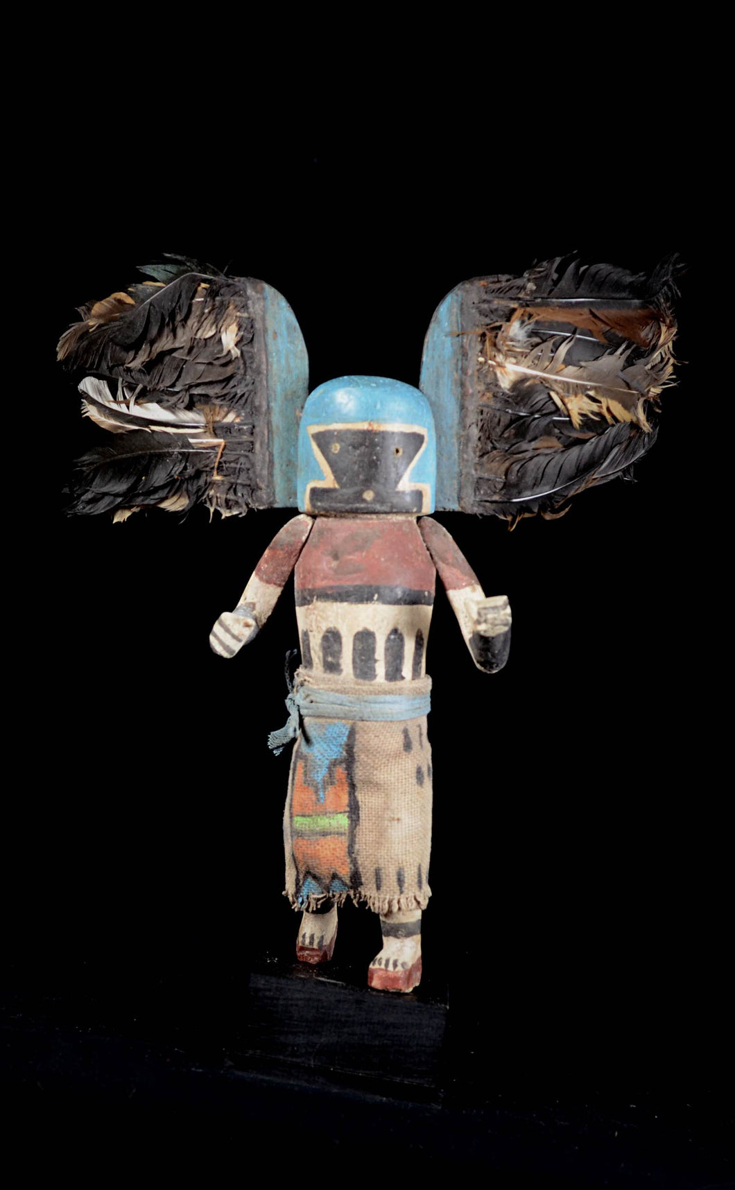 KACHINA Doll from the HOPI Indians - Amerindians - USA