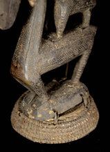 Nice Old Traditional Bamana Chi Wara head crest - Mali