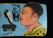 Barbershop panel - Ivory Coast