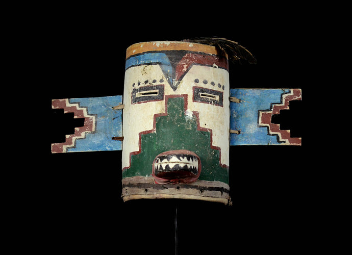 Nice Hopi Mask - Arizona - USA