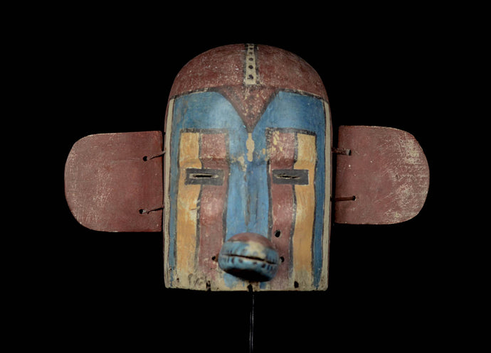 Fine Mask in the Style of the Hopi Indians - Arizona - USA