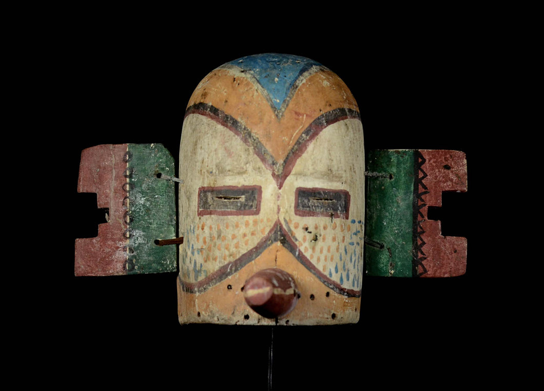 Good Mask in the Style of the Hopi Indians - Arizona - USA