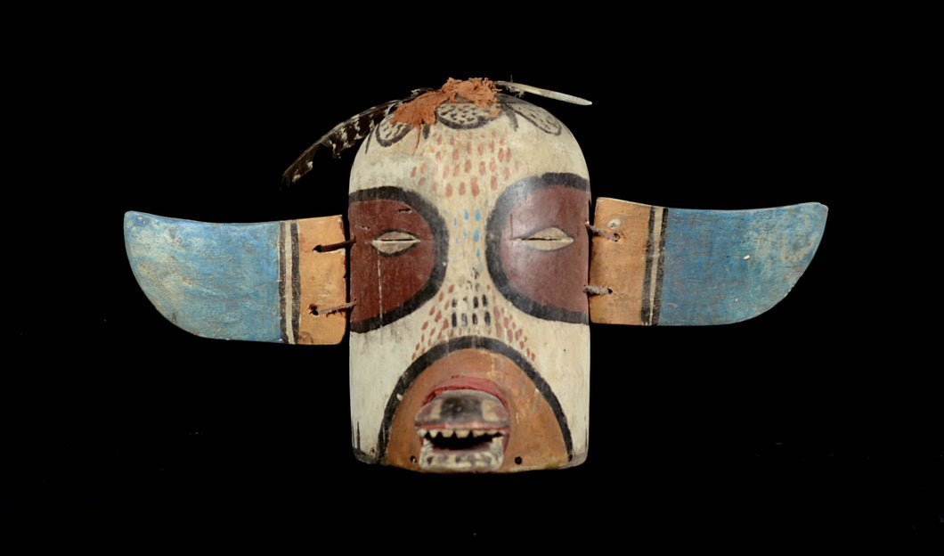 Great Mask from the Hopi - Arizona - USA