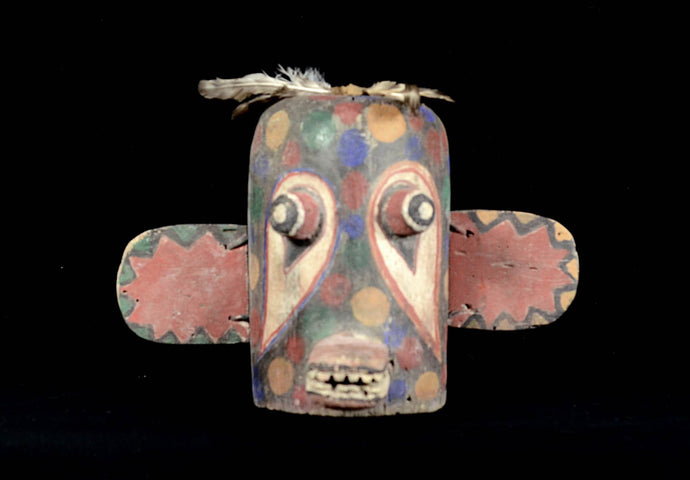 Fine Mask from the Hopi - Arizona - USA
