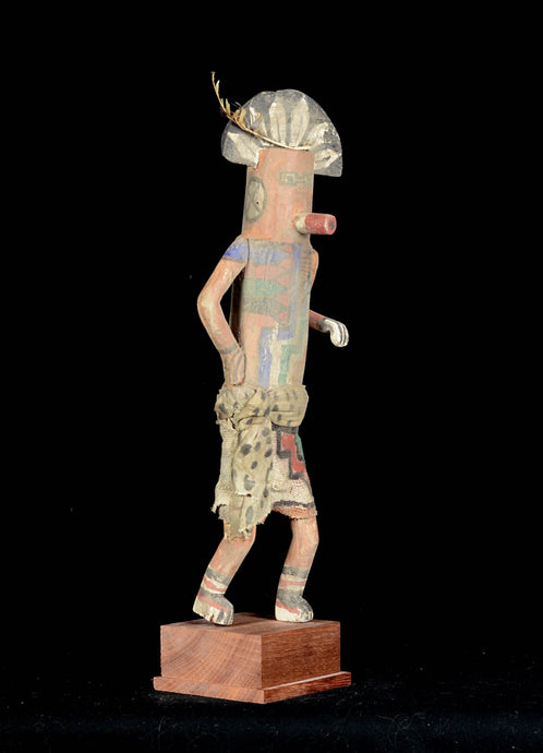 Walking Kashina puppet from the Hopi Indians - Arizona - Usa