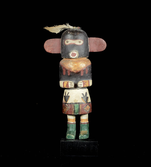 Kashina from the Hopi Indians with big ears - Arizona - Usa