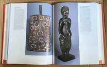Book : Surfaces : Color, Substances, and Ritual , applications on African Sculptures
