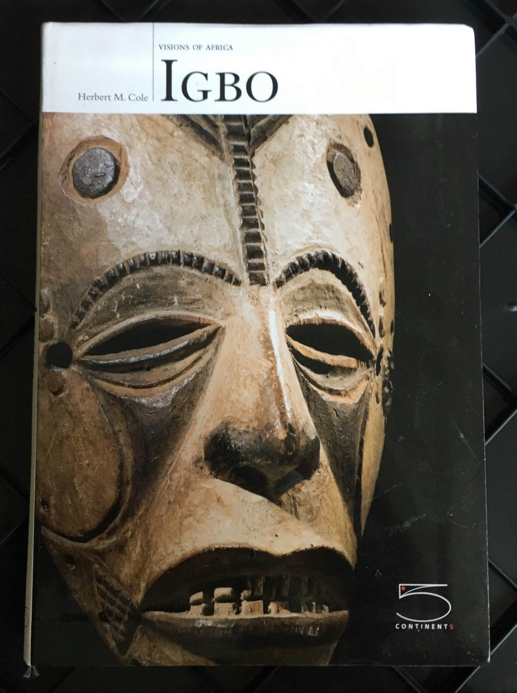 Book : Igbo Visions of Africa