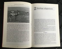 Book : The Natural History if Antelopes - C. A. Spinage