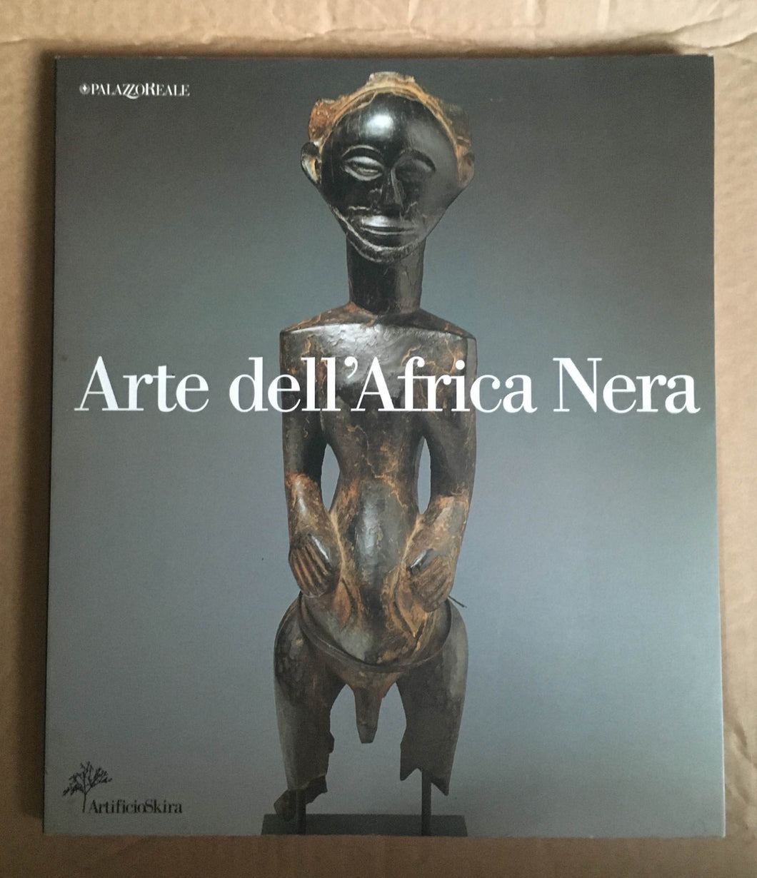 Book : Arte dell'Africa Nera from Ezio Bassani