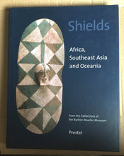 Book : Shield ; Africa, Southern Asia and Oceania