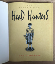 Book : Head Hunters by David Howard