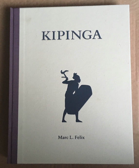 Book : Kipinga from Max L. Felix