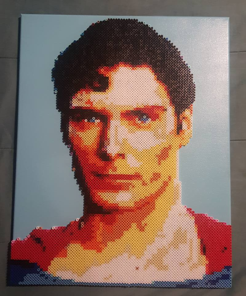 Superman Portrait
