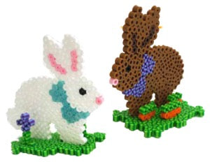 Bunnies Perler Bead Project Sheet