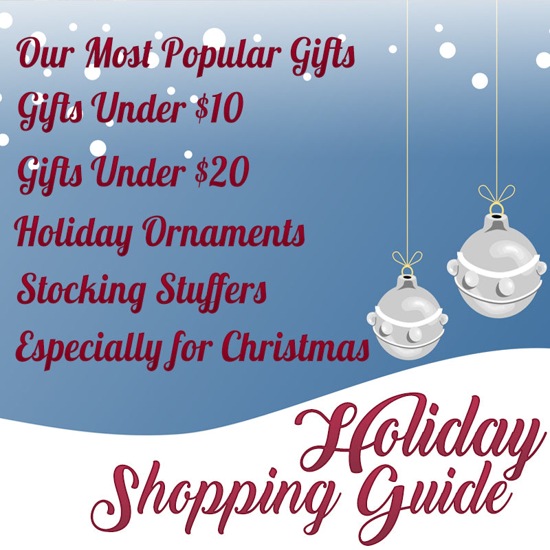 HOLIDAY SHOPPING GUIDE!