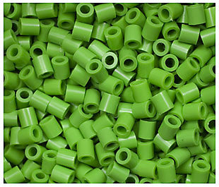 Get 1000 Bright Green Perler Beads - Great Selection
