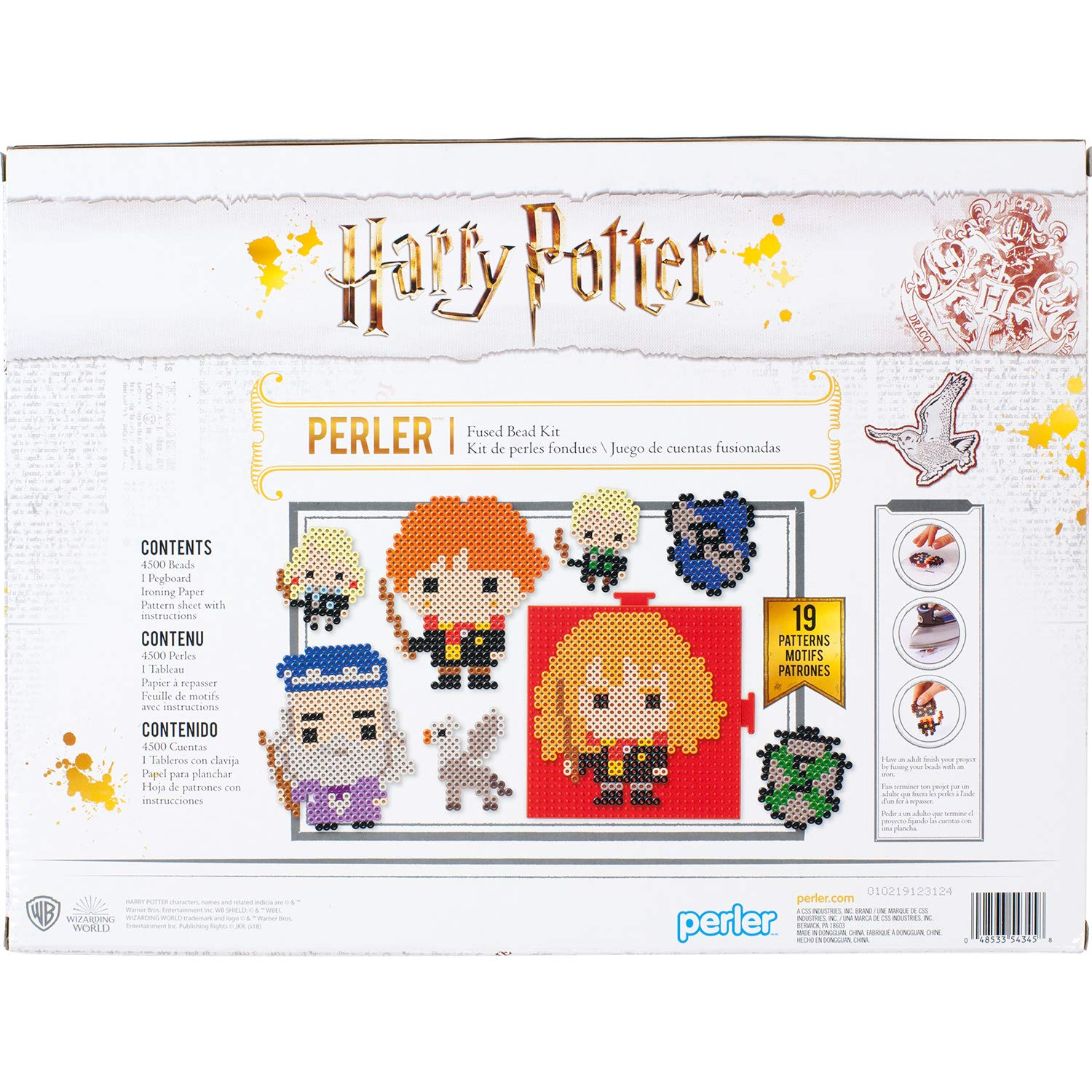 Harry Potter Deluxe Activity Kit Fuse Bead Store