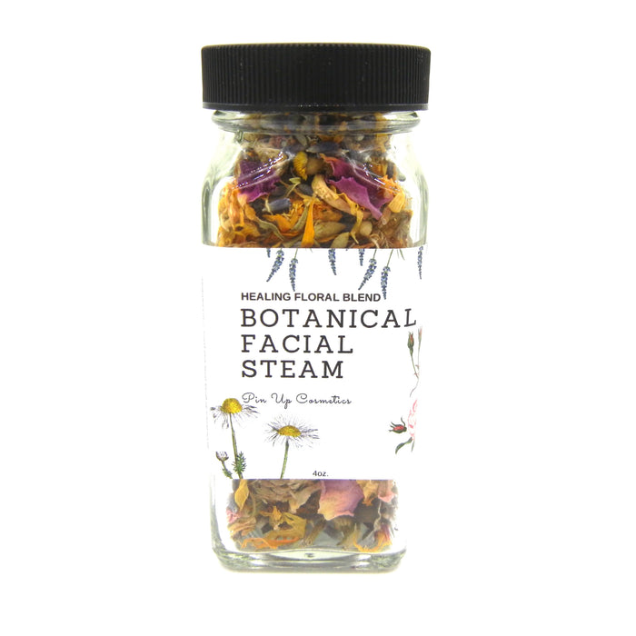 Botanical Face Steam