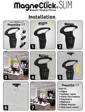 Load image into Gallery viewer, MagneClick® Double Intall Tool with Installation Heads - Big Shot Promotions