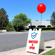 Load image into Gallery viewer, Balloon-A-Sign Kit - (Customizable) - Big Shot Promotions