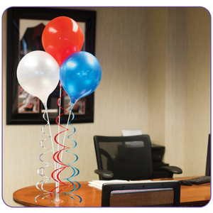 Everbrite Table Top 3-Balloon Bouquet Kit - Big Shot Promotions