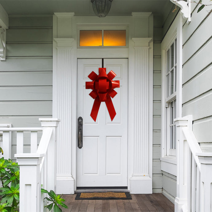 Giant 22 Inch Front Door Bow - Big Shot Promotions