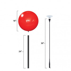 Short Pole Kit - Big Shot Promotions