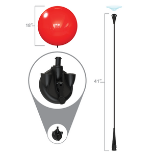 Suction Cup Kit (Single) - Big Shot Promotions