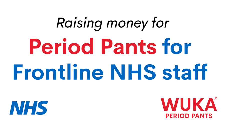Period Pants for Frontline NHS Workers