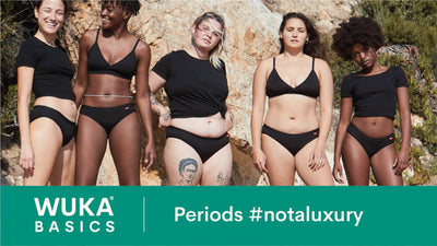 Periods are not a luxury