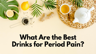 What Are the Best Drinks for Period Pain?