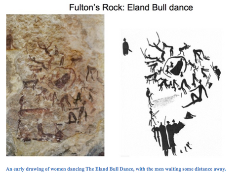 Fulton's Block Elland and Bull Dance