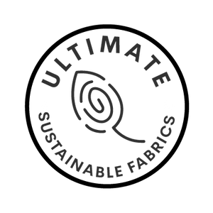 ultimate sustainable fabrics logo