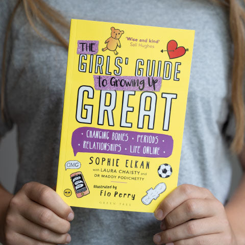 Girls Guide to Growing Up Great - By Sophie Elkan