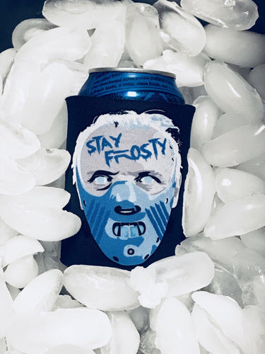 """Stay Frosty"" Koozie"