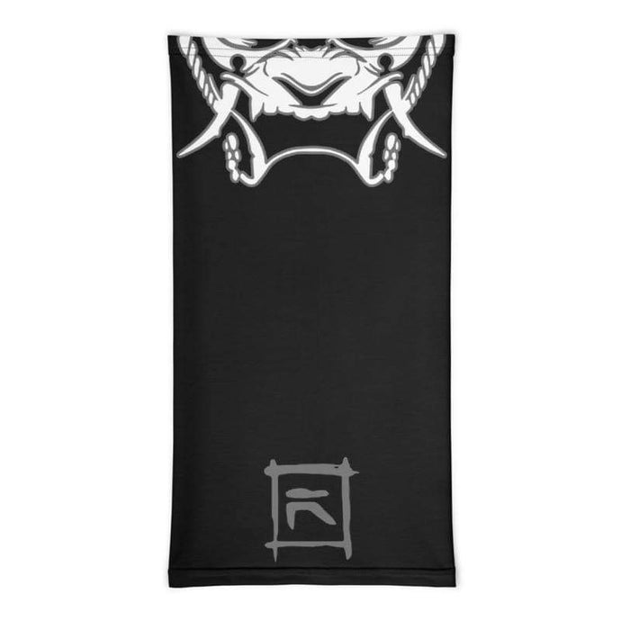 Ronin Neck Gator - Black/White