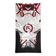 Ronin Neck Gator - Red/White