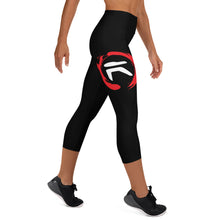 Team Ronin Yoga Capri Leggings