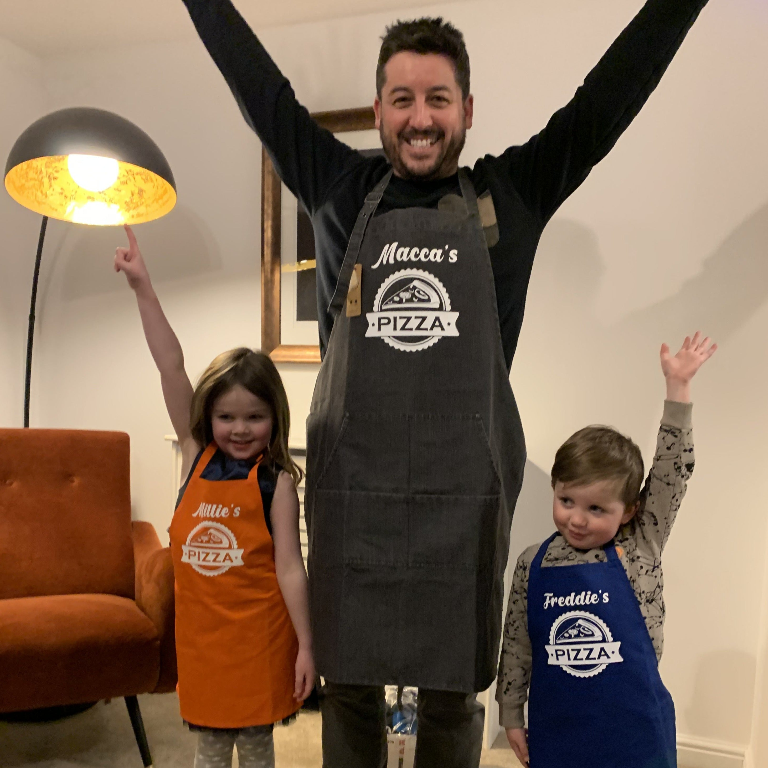 personalised aprons, Protective Aprons - Image 2