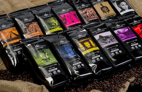 Stone Temple Coffees Subscription Service