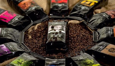 Stone Temple Coffees - Products