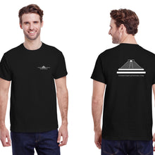 Stone Temple Coffees Logo, Short Sleeve T-Shirt