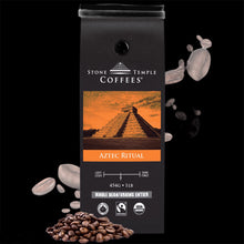 Aztec Ritual - Light Roast, Certified Organic/ Fairtrade Coffee 1lb/454g