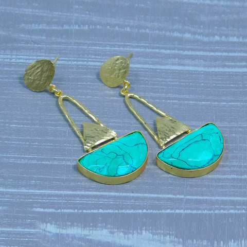 Tranter Earrings